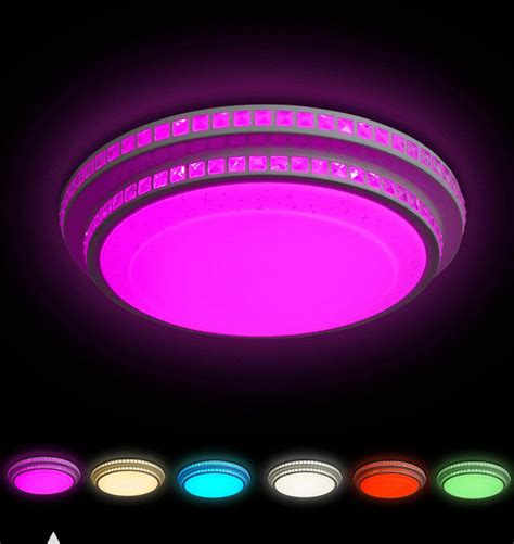 changing ceiling light color changing ceiling lights ceiling design ideas
