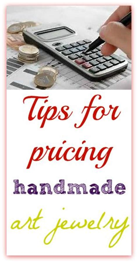 How To Price Handmade Jewelry - 1000 ideas about handmade jewellery on