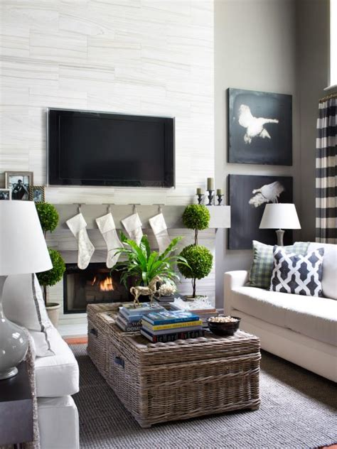 tv focal point living room design a great room around a inspired focal point hgtv