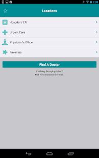 system health apk carolinas healthcare system apk apps on play store
