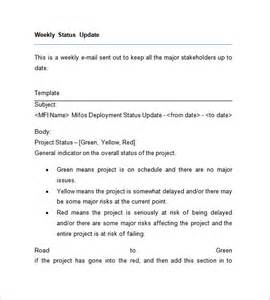 weekly memo template weekly status report template 16 free word documents
