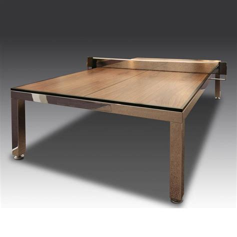 bespoke table tennis dining table furnish every season