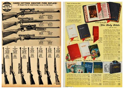 mail order madness gifts and guns galore envisioning the