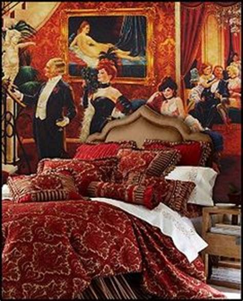 boudoir bedroom wallpaper 1000 images about moulin rouge on pinterest moulin