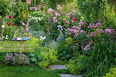 Small Cottage Gardens by Gap Gardens Small Cottage Garden With Glazed Terracotta