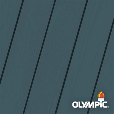 olympic maximum  gal mountain pine solid color exterior