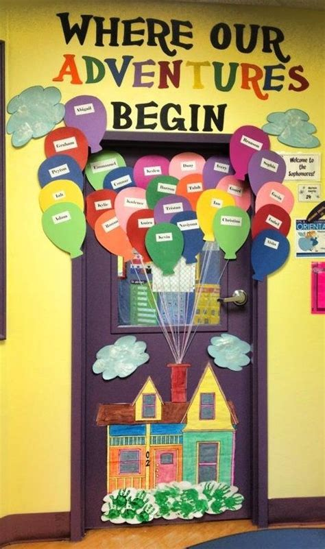 the melier of dor nye books 29 awesome classroom doors for back to school