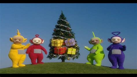 teletubbies christmas tree 1997 youtube