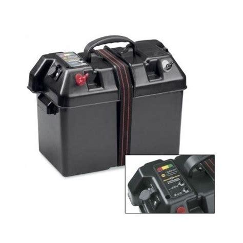 electric boat motor battery trolling motor power center marine battery case electric