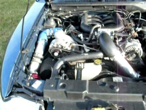 2000 mustang turbo kit 2000 v6 mustang windstar intercooled vortech supercharged
