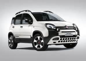 Fiat Panda Cross 4x4 Fiat Panda City Cross E 4x4 2017 Concept E Anteprime