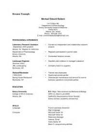 Best Resume Templates In Pdf by Gallery Of Sample Resume Templates Pdf Free Best Resume