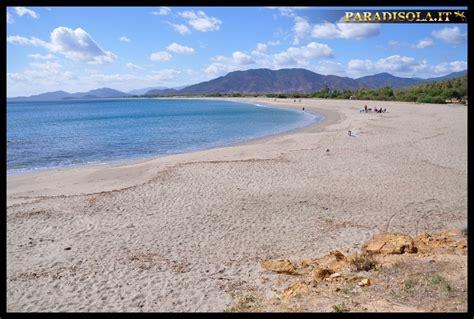 porto corallo villaputzu villaputzu spiaggia di porto corallo