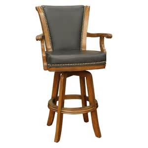 Bar Stools With Arms For Sale Ahb Napoli 30 In Swivel Bar Stool With Arms At Hayneedle