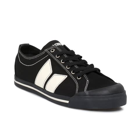 Macbeth Vegan macbeth eliot black canvas vegan mens trainers size 3 12