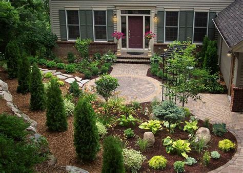 Patio Ideas For Front Yard Minnetonka Patio Entryway Photo Front Yard Ideas