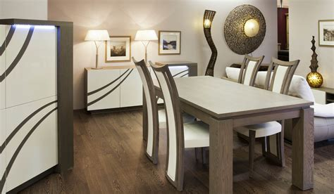 meuble de salle a manger gris mobilier salle 224 manger urbantrott