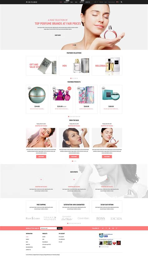 shopify themes cosmetics cosmetic products shopify theme