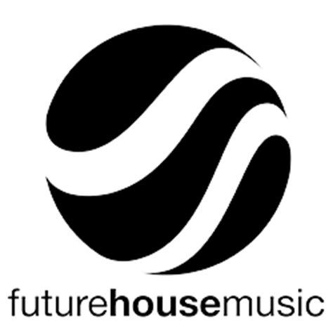 house music logo home future house music