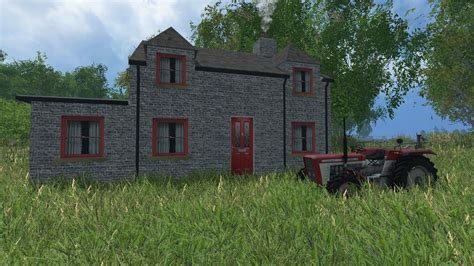 house building simulator building blocks house pack v 1 0 ls15 farming simulator 2015 15 mod