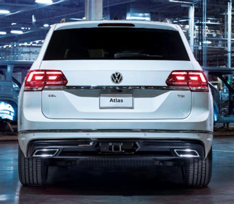 volkswagen atlas r line black 2018 vw atlas r line dpccars