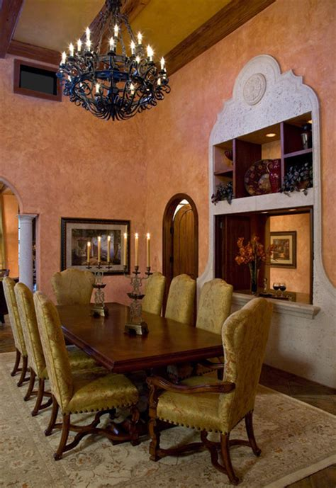 tuscany dining room tuscan villa mediterranean dining room other by