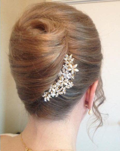 easy diy bridal hairstyles hr 3 pinterest best 25 french twist hair ideas on pinterest french