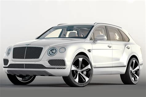 suv bentley white the new bentley suv was at cars coffee today cars
