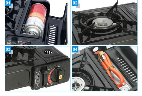 Kompor Gas Butane 2016 foshan newest restaurant portable butane gas stove