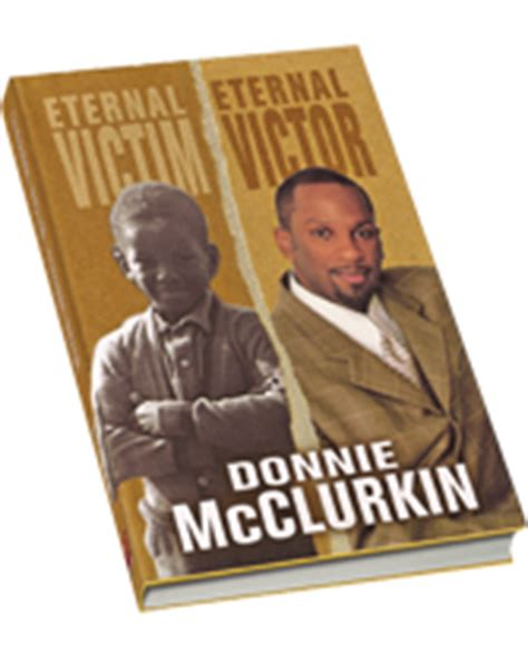 eternal victim books donnie mcclurkin shop