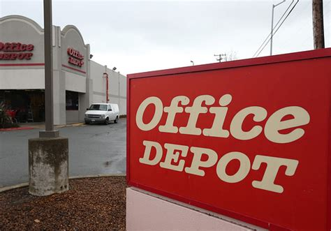 Office Depot Stock Office Depot S Stock Is Up But It Still Has A Way