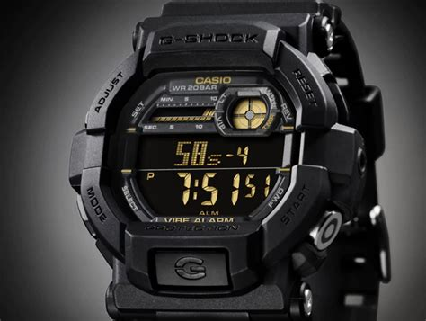 Gshock Gd 350 casio g shock gd 350 1bdr review