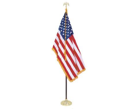 U S Outdoor Flags Sets American Flag Indoor Flag Set