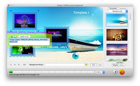 How To Burn Mkv To Dvd On Mac In Multiple Ways Toast Dvd Menu Templates