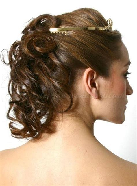 updo for tiarias long wedding hairstyles veils tiaras knot life bridal