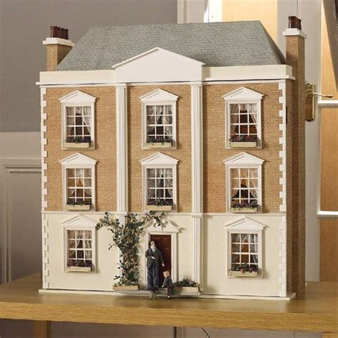 minimum world dolls house e709 montgomery hall kit online dolls house superstore
