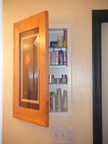 no mirror medicine cabinet recessed picture frame medicine cabinets with no mirrors