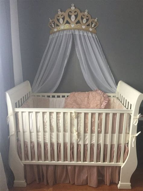Crown Crib Canopy by Canopies Wall Decor And Cribs On