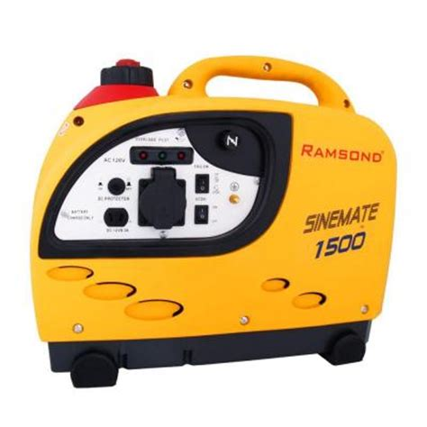 ramsond sinemate 1500 portable sine wave digital