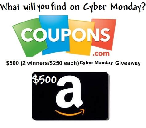 Amazon Cyber Monday Giveaway - cyber monday sales must haves
