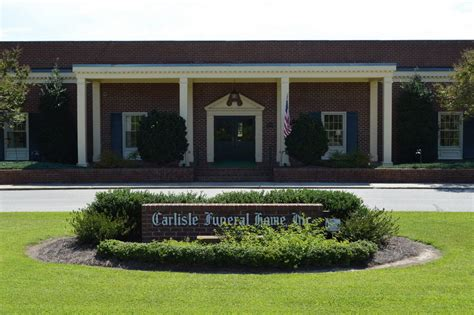 carlisle funeral home our facilities