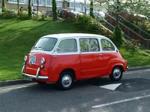 Fiat Multipla 600 1965 Fiat 600 Multipla Cars