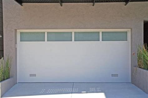 Garage Door Buying Guide Tips For Garage Door Buying Flush Panel Garage Doors