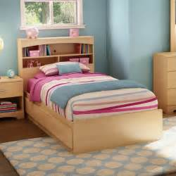Conversation Sets For Patio South Shore Shiloh Twin Mates Bed In Natural Maple 3113212