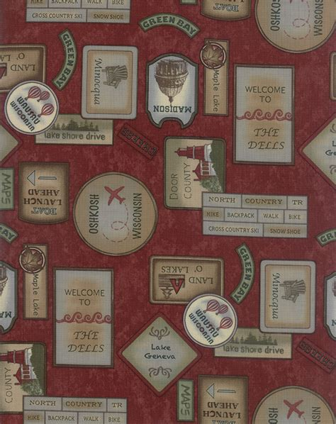 Wisconsin Quilt Shops by Wisconsin Quilt Shop Hop