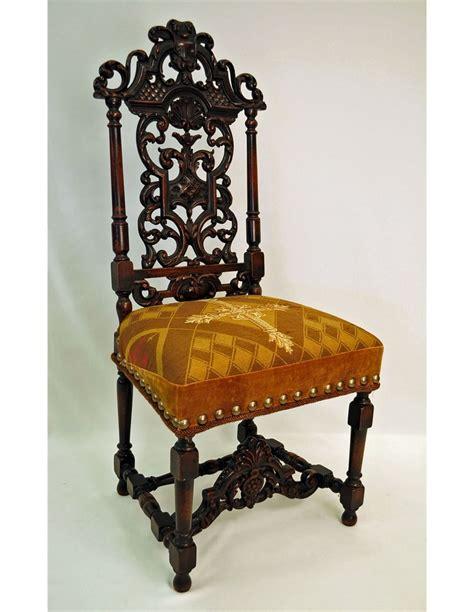 antique jacobean chairs antique furniture
