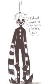 Marionette fnaf fnaf marionette box by