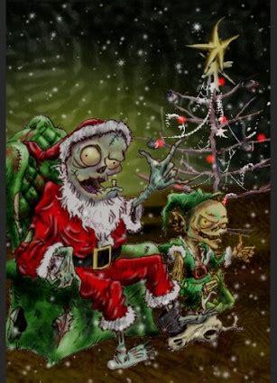 wicked        zombie christmas day   creepmas