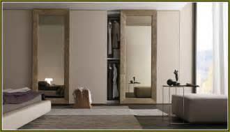 Closet Door Covers Mirror Closet Door Designs Home Design Ideas