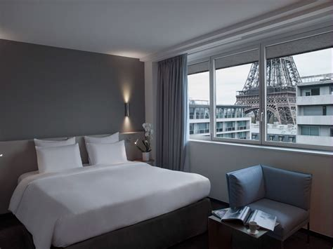room de 4 hotel pullman eiffel tower for 256 the travel enthusiast the travel enthusiast